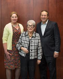 Dr. Laura Niedernhofer, June Jones, Dr. Paul Robbins