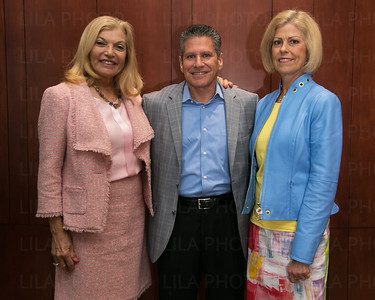 Nancy Hart, Steven Gottlieb, Diana Tronzo