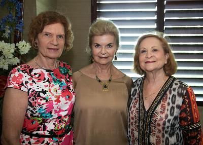 Pat McGraw, Karen Fischer, Ruth Padorr