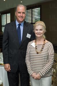 Peter Burrus, Karen Fischer
