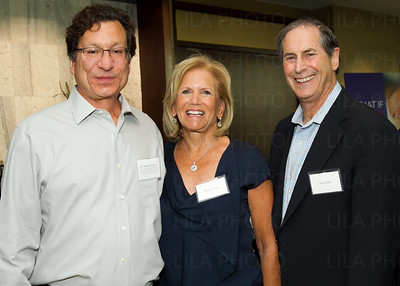 Dr. Michael Farzan, Barbara & Peter Sidel