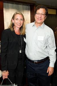 Rebecca Brewer, Dr. Michael Farzan