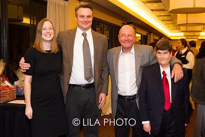 Jessica & Dr. Matt Disney, Ira Levine, Harold Wilkinson IV