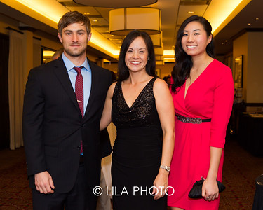 Nick Springer, Leta Lindley,  Laura Pham