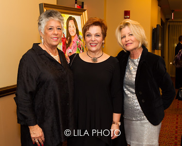 Joan Lewis, Ronnie Levine, Mary Pembrook