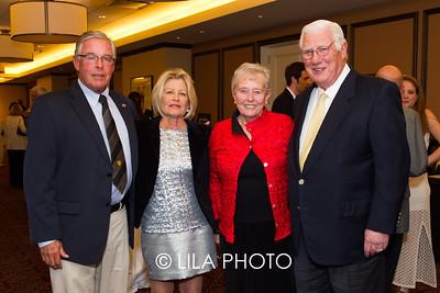 Steve & Mary Pembrook, Roslyn & Bob Pulford