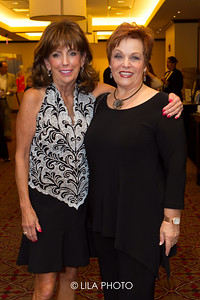 Jill Wilkinson, Ronnie Levine