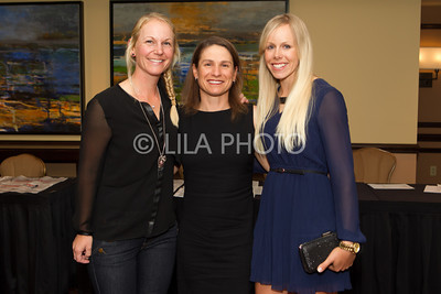 Louise Friberg, Heather Young, Pernilla Lindberg