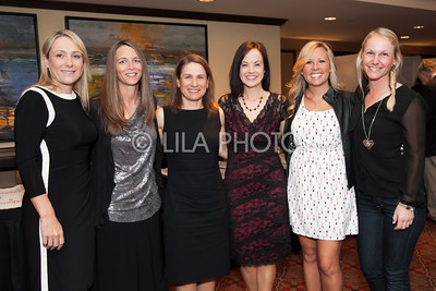 Karen Stupples, Jackie Gallagher Smith, Heather Young, Leta Lindley, Sara Brown, Louise Friberg