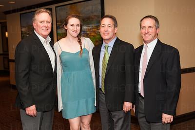 Ed Seeker, Hannah Basalone, Bryan Palbaum, Jon Basalone with Trader Joe's