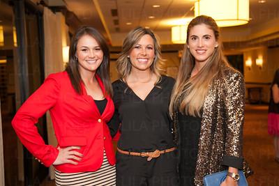 Stefanie Kenoyer, Sara Brown, Belen Mozo