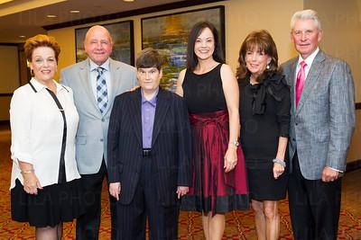 Ronnie & Ira Levine, Harold Wilkinson IV, Leta Lindley, Jill & Harold Wilkinson III