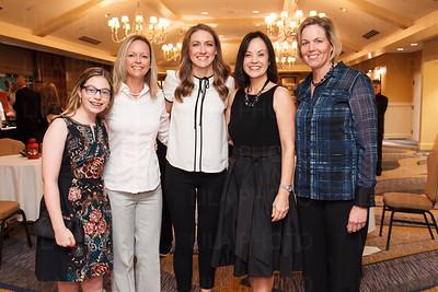 Josie Levine, Jenny Gleason, Danah Bordner, Leta Lindley, Wendy Ward