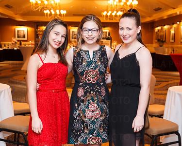 Sophia, Josie, & Rachel Levine
