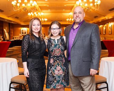 Wendy, Josie, & Michael Levine