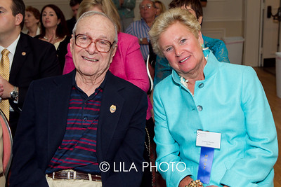 Dr. Harry Horwich, Jeanne Rosow