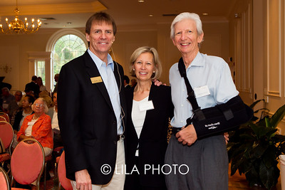 Dr. Ron Davis, Karen & Rod Steele