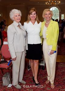 Elizabeth Murphy, Joyce McLendon, Bobbi Horwich