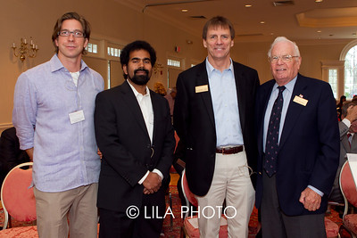 Gavin Rumbaugh PhD, Sathya Puthanveettil PhD, Dr. Ron Davis, Alex Dreyfoss