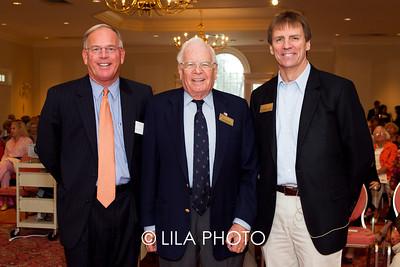 Craig Grant, Alex Dreyfoss, Dr. Ron Davis