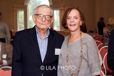 Dr. Herb Hyman, Mina Hyman