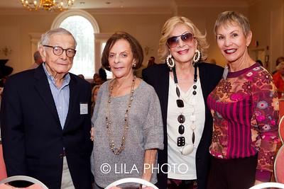 Dr. Herb Hyman, Mina Hyman, Suzie Minkoff, Dr. Maddy Singer
