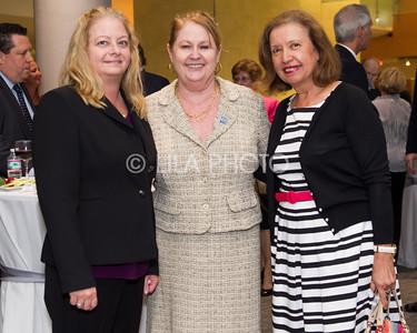 Bettee Collister, Lesley Hogan, Danielle Cameron