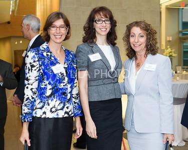 DeAnna Pledger, Natalie Moldovan, Susan Wandersman