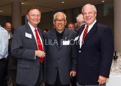 John Tinnemeyer, Robert Koo, Thomas Trimble