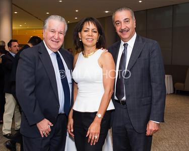 Lawrence Greenberg, Julie Castillo, Joe Hermes
