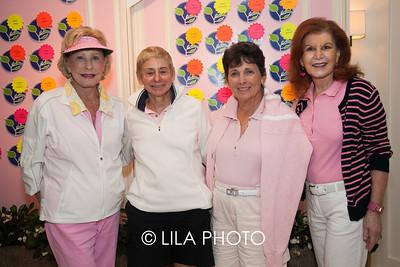 Norma Sirott, Carol Goldstein, Alice Bael, Barbara Wiener