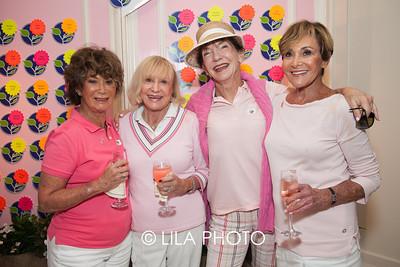 Anita Schwartz, Joan Isaacson, Sue Sternberg, Carol Pressler