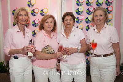 Elaine Sussman, Elaine Gottlieb, Rosa Meyers, Kay Lokoff