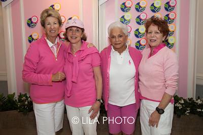 Carol Smith, Donna Baron, Anita Fishbein, Lynn Feinstein
