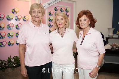 Joan Barovick, Jayne Cohan, Carol Wilsker
