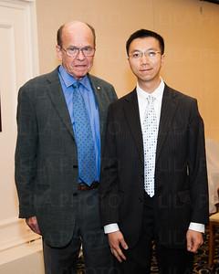Dr. K. Barry Sharpless, Peng Wu