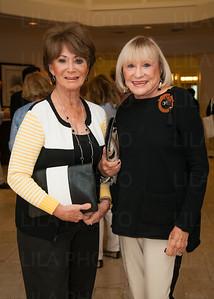 Anita Schwartz, Joan Isaacson