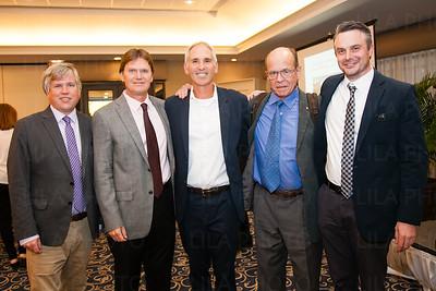 Dr. Kendall Nettles, Dr. Tom Kodadek, Irv Geffen, Dr. K. Barry Sharpless, Dr. Matt Disney