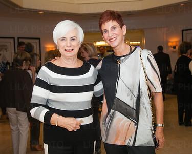 Barbara Leibowitz, Myrna Hill
