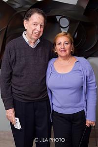 Robert Halpern, Gloria Warner