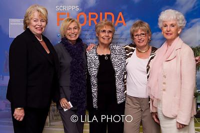 Ellen Tansey, Bobbi Horwich, Marilyn Kigar, Maureen Feltman, Joyce McLendon