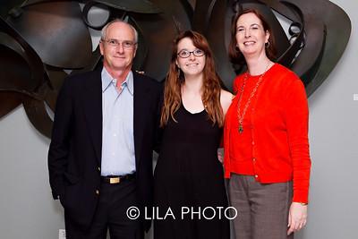 Joe & Lisa Huertas with daughter, Kyra
