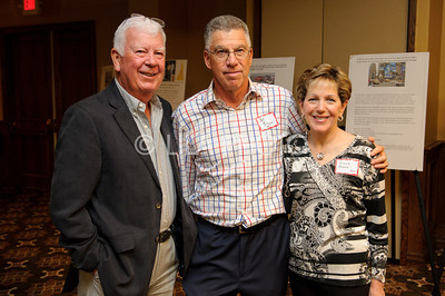 Nick Boyes, Bob Brown, Ilene Brown