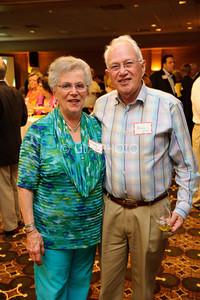 Judy and Alan Benjamin