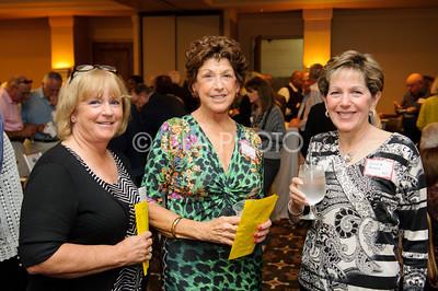 Pat Gelardi, Marcia Boyes, Ilene Brown