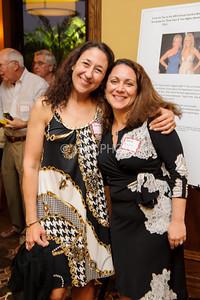 Karen Martini and Debbie Scanlon