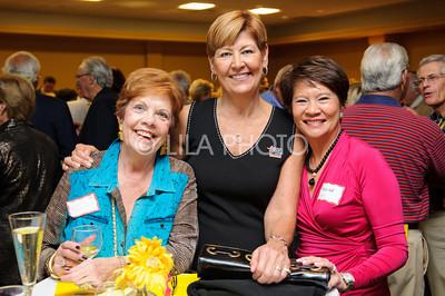 Darlene Iannaccone, Lorraine Irwin, Pauline Armburst