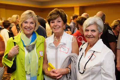 Barb Phillis, Barbara Blackman,Sally Shum