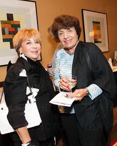 Susan Hazan, Joe Papaleo