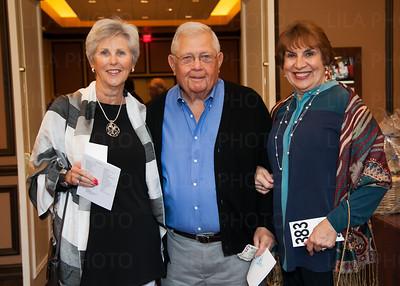 Sue Lewis, Bob & Sandy Schneider